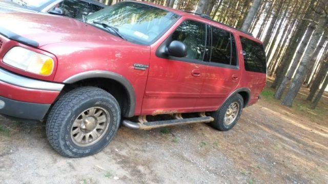 02 Ford Expedition xlt. Power leather 4 x 4