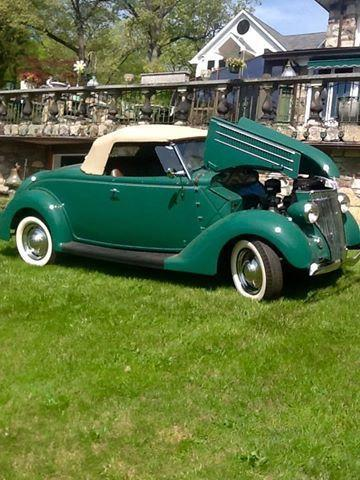 1936 Ford Roadster (NY) -