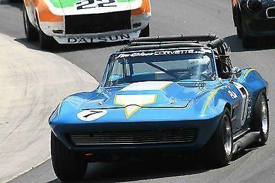 1964 Corvette B-Production Roadster