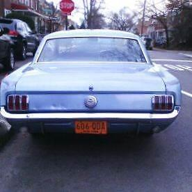 1966 Ford Mustang - Find Your Own Road.