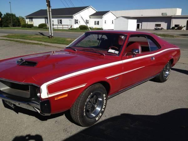 1969 AMX 390 for sale (NY) - $24,000