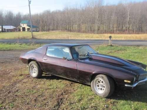 1971 Chevrolet Camaro High Performance in Cato, NY