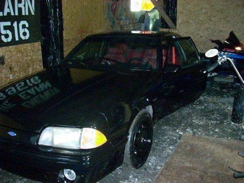 1990 Mustang