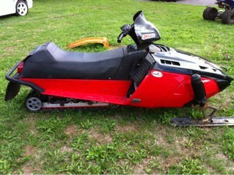 1991 Yamaha Phazer Snowmobile