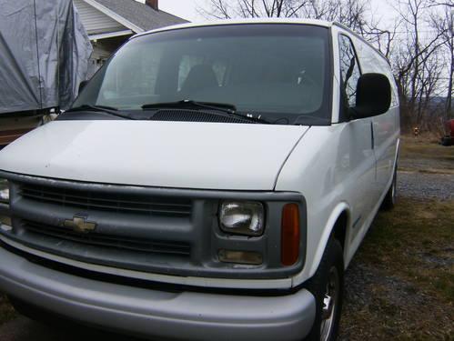 2001 Chevy Venture