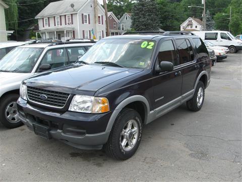 2002 Ford Explorer SUV Sport Utility 4D