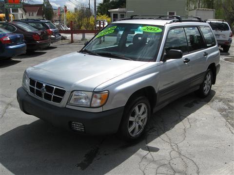 2002 Subaru Forester SUV L Sport Utility 4D