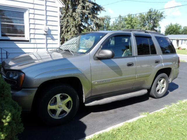 2003 Chevy Trailblazer