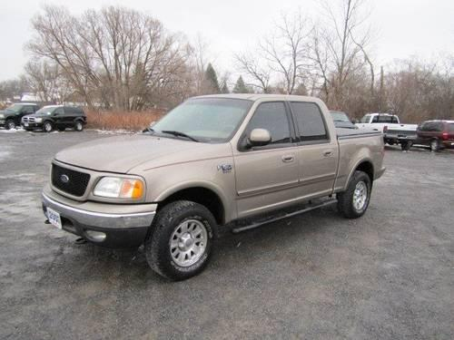 2003 ford f 150 crew cab pickup xlt in clinton new york new york daily ads. Black Bedroom Furniture Sets. Home Design Ideas