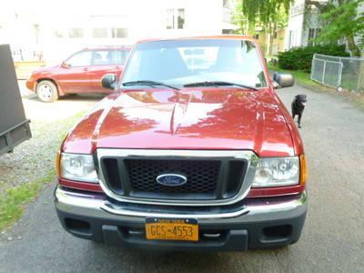 2004 Ford Ranger XLT Extended Cab Pickup 2-Door 4.0L