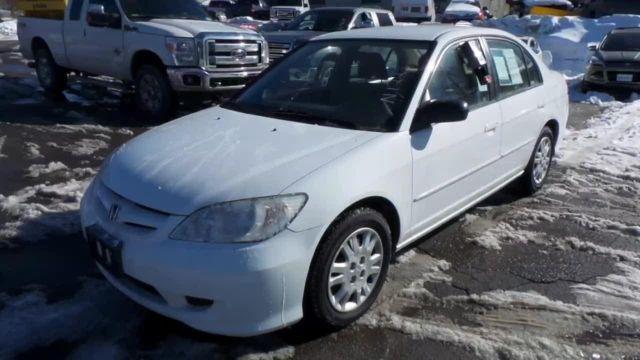 2004 Honda Civic Sedan LX