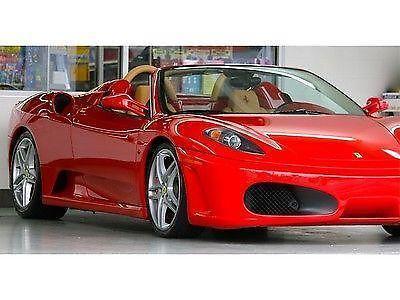 2005 Ferrari 430 F430 SPIDER