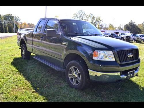 2005 ford f 150 super cab pickup 4x4 xlt in rhinebeck new york new york daily ads. Black Bedroom Furniture Sets. Home Design Ideas