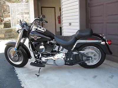 2005 Harley Davidson Fat Boy Anniversary Edition Mint Condition bike!!