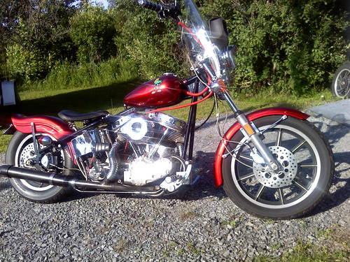 2005 Harley Davidson Sporster 883