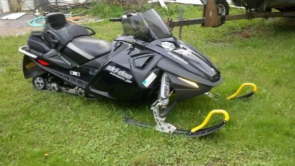2005 Mach Z 1000 SDI