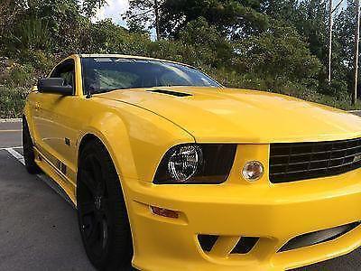 2005 Saleen S281SC Mustang