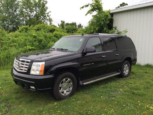 2006 Cadillac Escalade ESV - 22 Inch Wheels included!