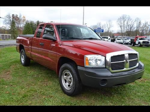 2006 dodge dakota club cab pickup 4x4 st in rhinebeck new york new york daily ads. Black Bedroom Furniture Sets. Home Design Ideas