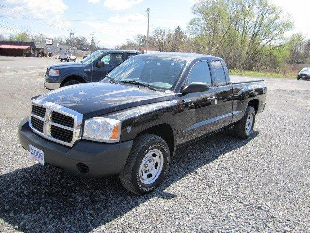 2006 dodge dakota crew cab pickup st in clinton new york. Black Bedroom Furniture Sets. Home Design Ideas