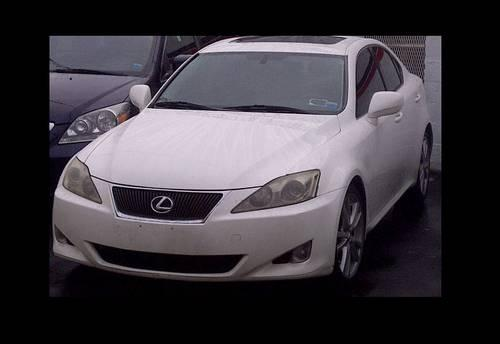2006 Lexus IS 250 4D Sedan - FWD