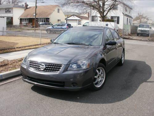 2006 nissan altima 2 5s special edition in floral park. Black Bedroom Furniture Sets. Home Design Ideas