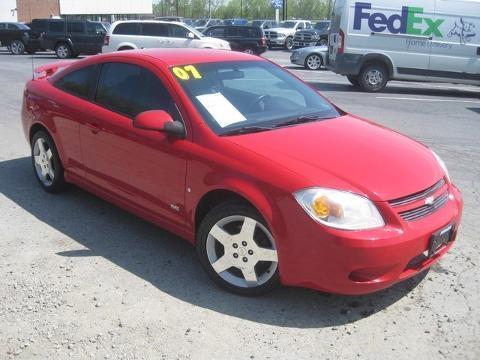 2007 Chevrolet Cobalt 2 Door Coupe