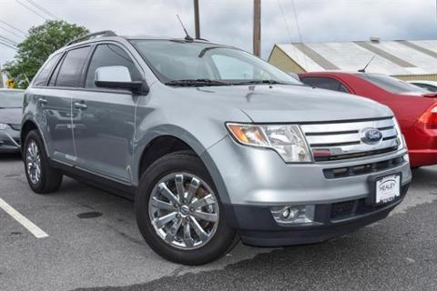 2007 Ford Edge 4 Door SUV