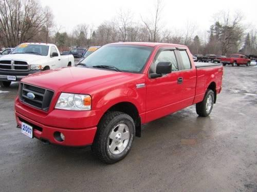2007 ford f 150 extended cab pickup stx in clinton new york new york daily ads. Black Bedroom Furniture Sets. Home Design Ideas