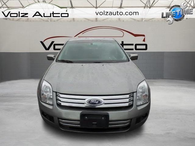 2008 Ford Fusion Sedan SE I4
