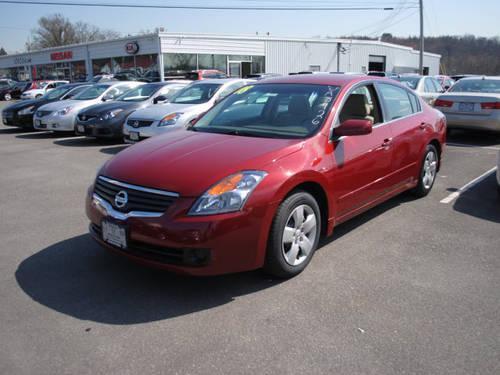 2008 Nissan Altima 4 Dr Sedan 2 5 S in New Hampton New