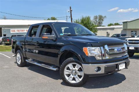 2009 Ford F-150 4 Door Crew Cab Short Bed Truck