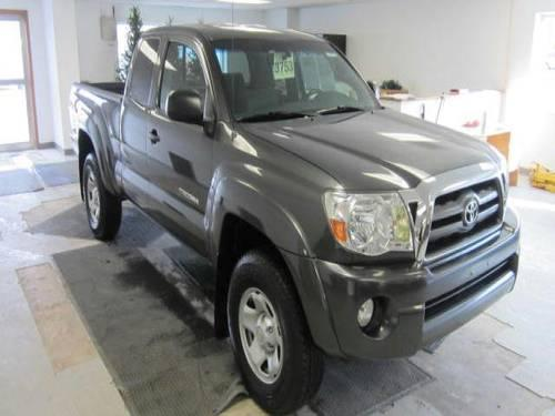 2009 Toyota Tacoma Extended Cab Pickup 4WD