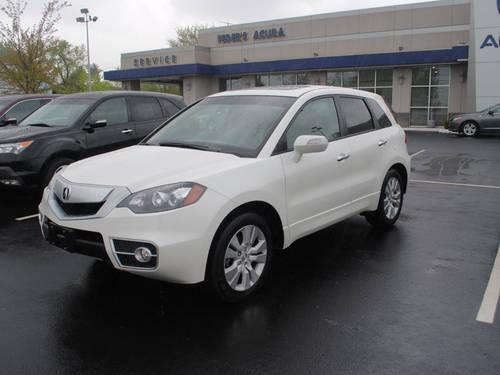 2010 acura rdx suv sh awd in middletown new york new for Compass motors middletown ny 10940