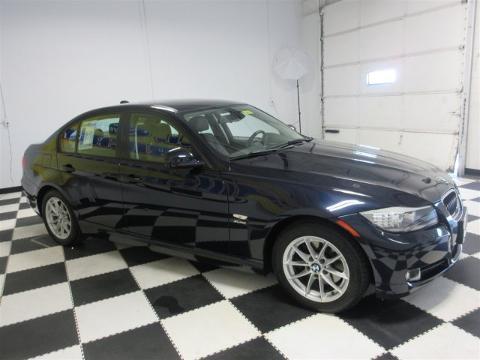 2010 BMW 3 Series 4 Door Sedan