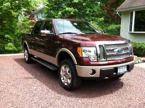 2010 ford f 150 lariat 4wd crew cab 17 677 mi in airmont new york new york daily ads. Black Bedroom Furniture Sets. Home Design Ideas