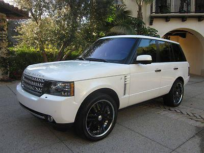 Ignition Problems With 2006 Range Rover Sport Hse Land