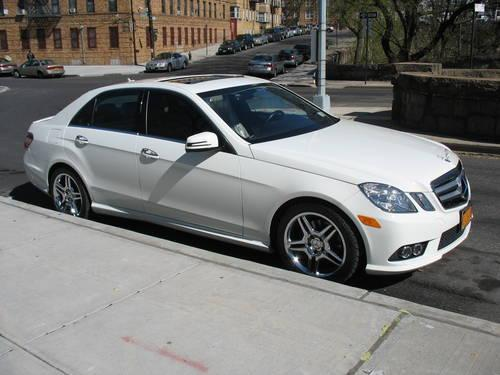 2010 mercedes benz e350 sport edition in bronx new york for Mercedes benz dealer in bronx ny