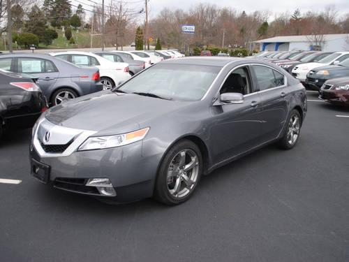 2011 acura tl sedan sh awd in middletown new york new york daily ads. Black Bedroom Furniture Sets. Home Design Ideas
