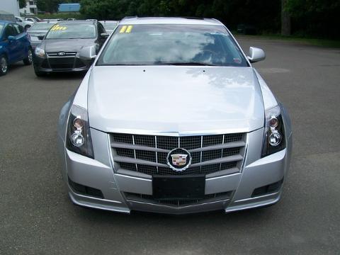 2011 Cadillac CTS 4 Door Sedan