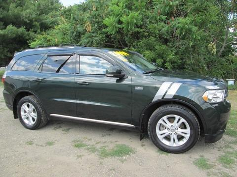 2011 Dodge Durango 4 Door SUV