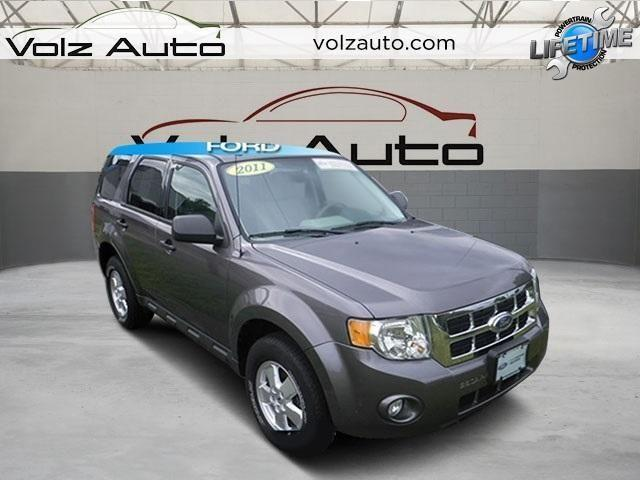2011 Ford Escape SUV XLT