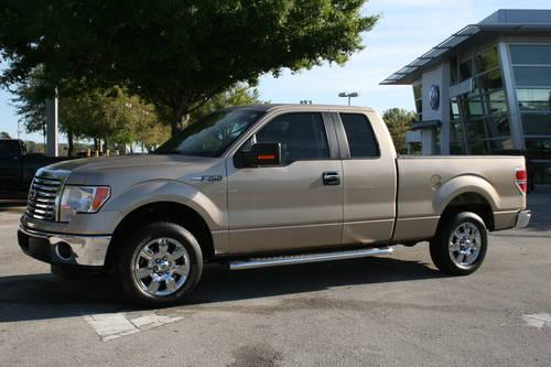 2011 ford f 150 xlt 4x4 super cab styleside 8 ft box 163 html autos weblog. Black Bedroom Furniture Sets. Home Design Ideas