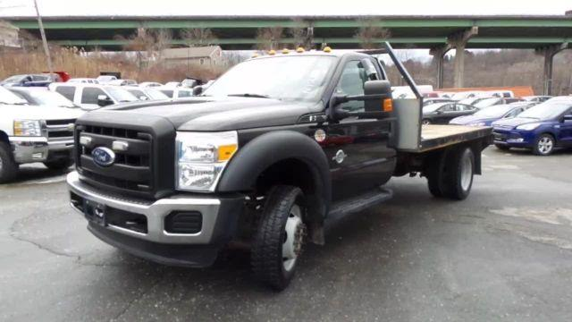 2011 Ford F-550 Chassis XL