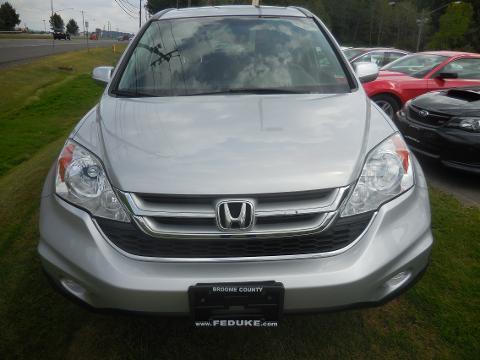 2011 Honda CR-V 4 Door SUV