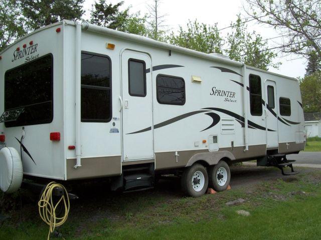 2011 Keystone Sprinter Select 28RL