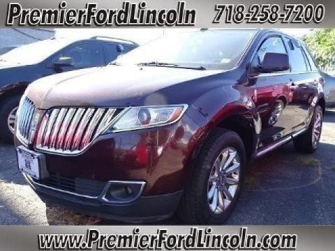 2011 Lincoln MKX 4 Door SUV
