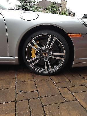 2011 Porsche 911 Turbo S MINT CONDITION LOW MILES