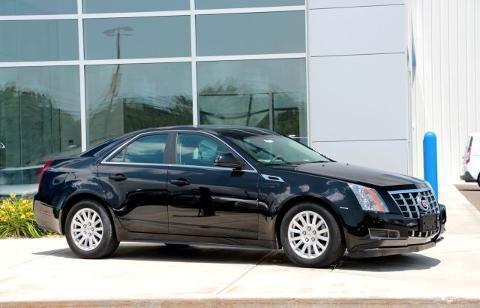 2012 Cadillac CTS 4 Door Sedan