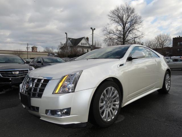 2012 Cadillac CTS Coupe 2dr Car Performance